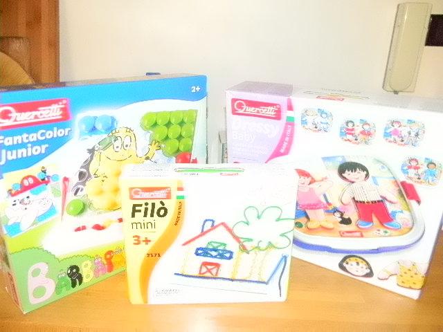 Quercetti quando il gioco stimola creativit e intelligenza mammeallavoro - Cucine bimbe giocattoli ...